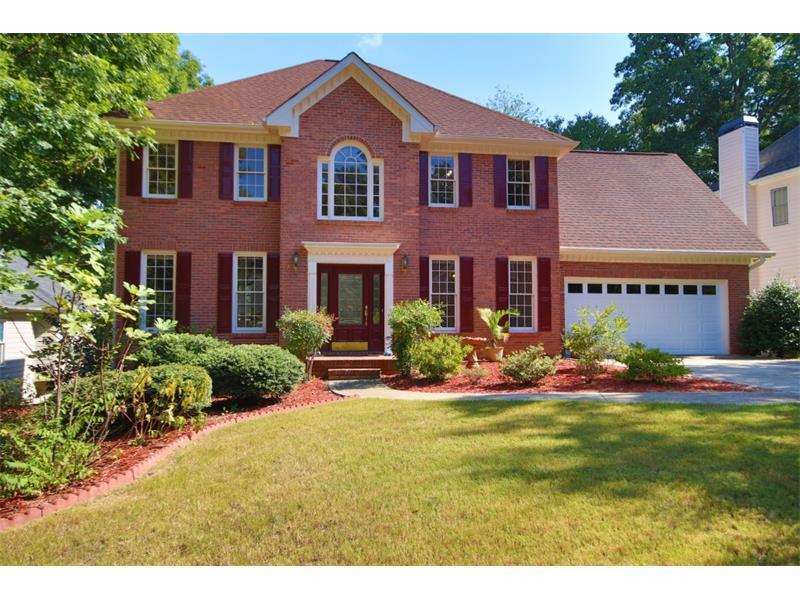 1225 Creek Laurel Drive, Lawrenceville, GA 30043 (MLS #5758116) :: North Atlanta Home Team