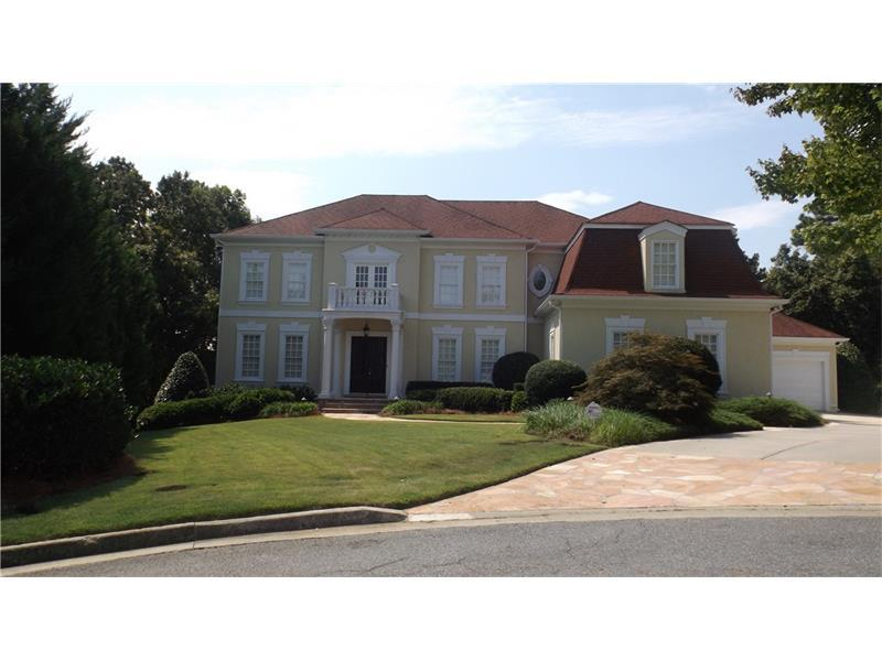 4720 Cliffside Court, Marietta, GA 30067 (MLS #5758186) :: North Atlanta Home Team