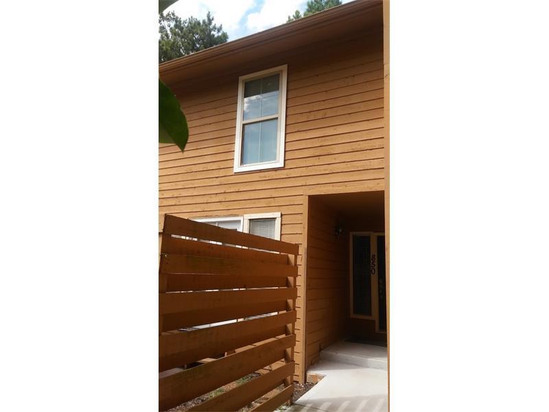 850 SW Lake Hollow Boulevard SW #850, Marietta, GA 30064 (MLS #5758222) :: North Atlanta Home Team