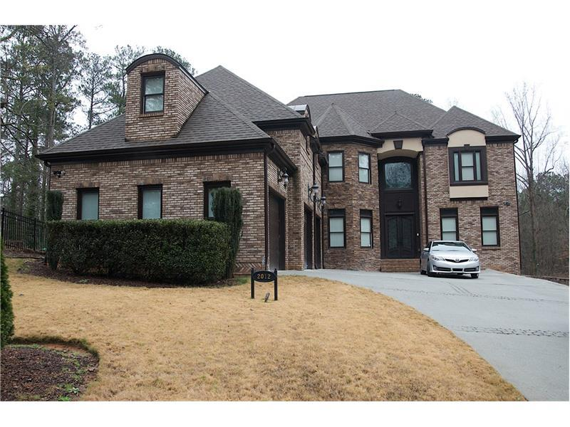 2012 Niskey Lake Road SW, Atlanta, GA 30331 (MLS #5758297) :: North Atlanta Home Team