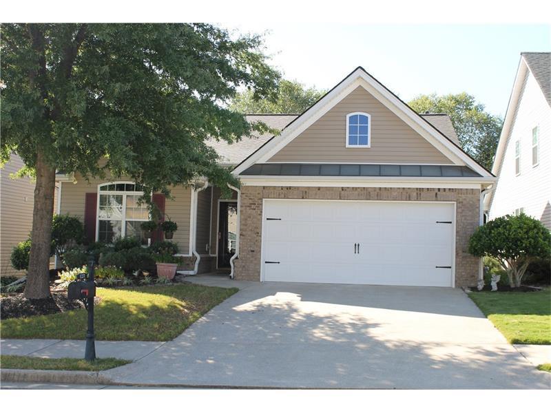 127 Village Drive, Canton, GA 30114 (MLS #5758307) :: North Atlanta Home Team