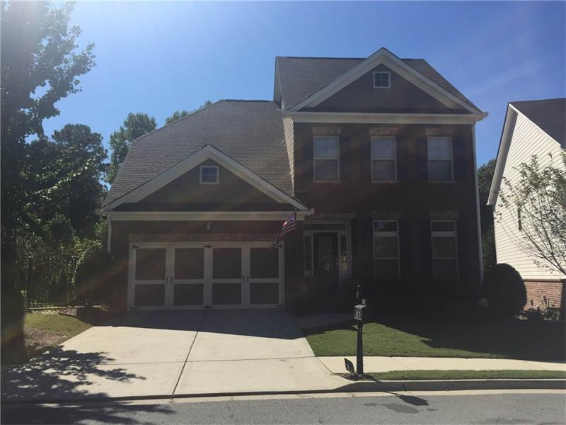 4532 Wilkerson Place SE, Smyrna, GA 30082 (MLS #5758360) :: North Atlanta Home Team