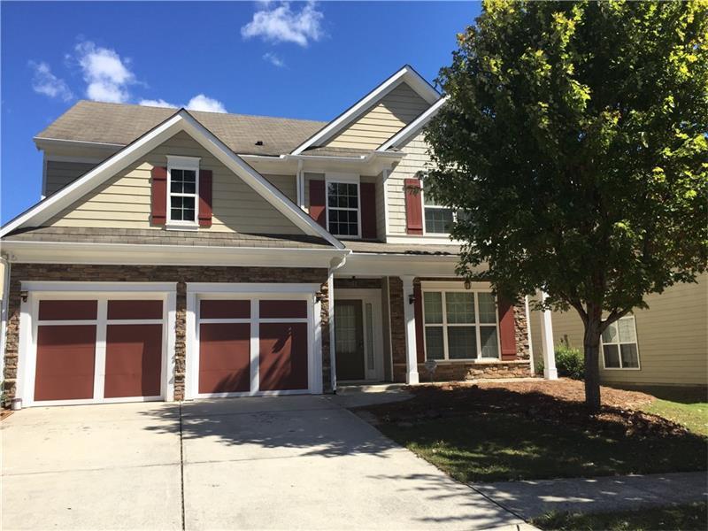 983 Gather Drive, Lawrenceville, GA 30043 (MLS #5758365) :: North Atlanta Home Team