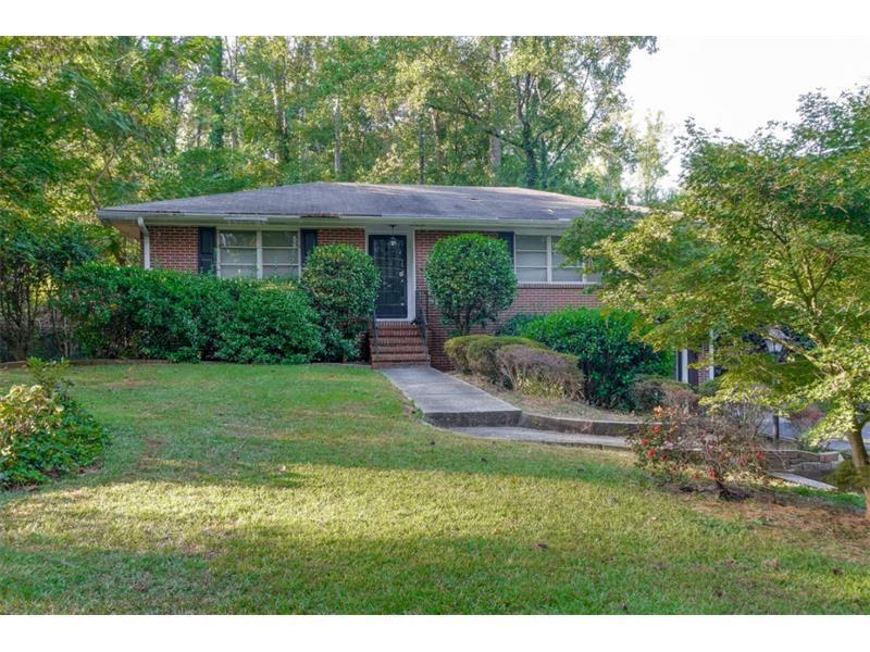 1955 Clairmont Terrace, Atlanta, GA 30345 (MLS #5758401) :: North Atlanta Home Team