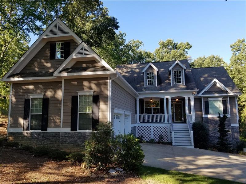 93 Lumber Oaks Lane, Talking Rock, GA 30175 (MLS #5758418) :: North Atlanta Home Team