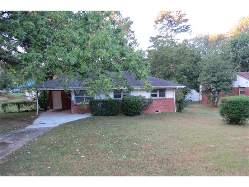 2594 Sandtown Road SW, Marietta, GA 30060 (MLS #5758512) :: North Atlanta Home Team