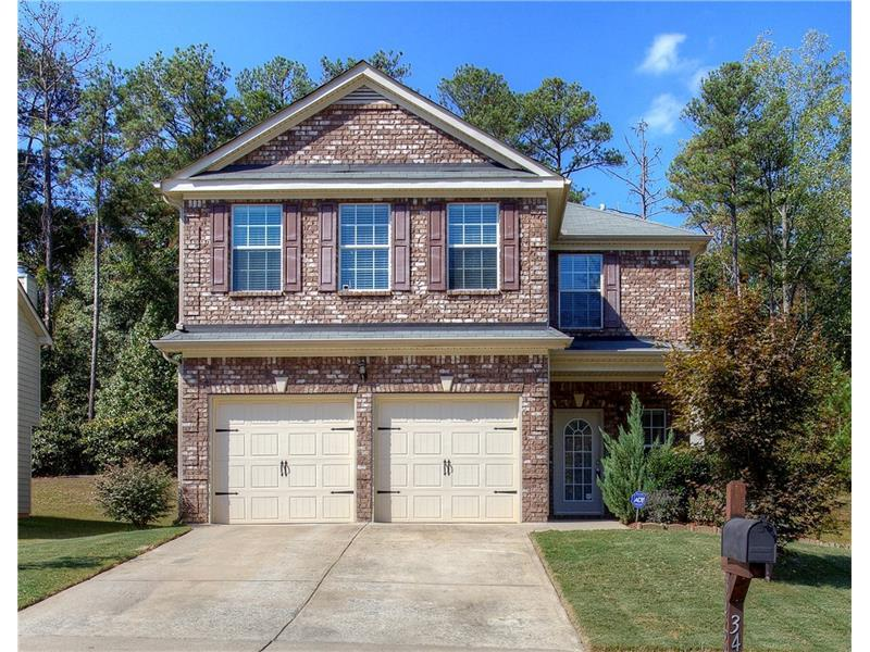 3463 Stoneleigh Walk, Lithonia, GA 30038 (MLS #5758519) :: North Atlanta Home Team
