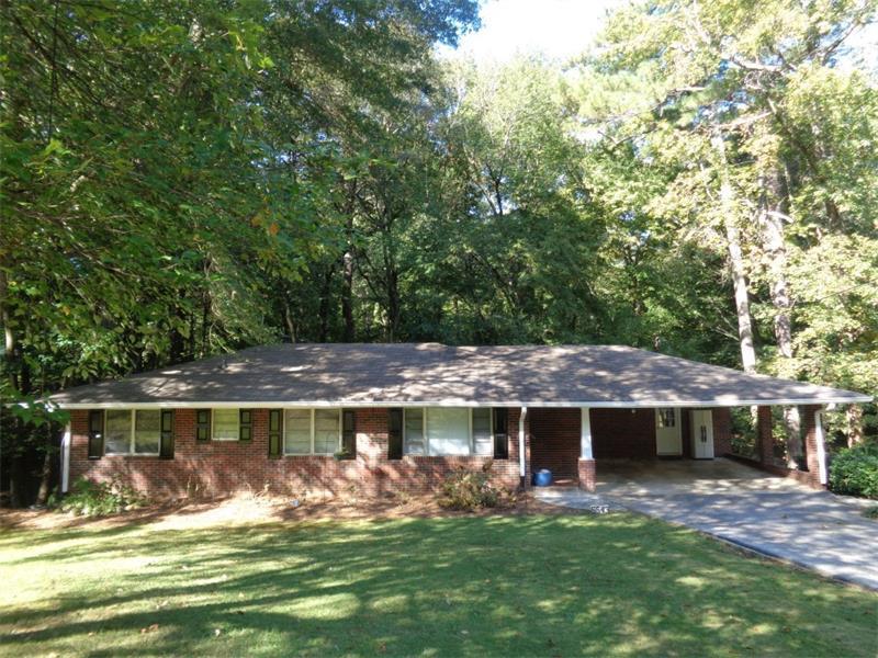 6543 Deborah Lane, Lithia Springs, GA 30122 (MLS #5758526) :: North Atlanta Home Team