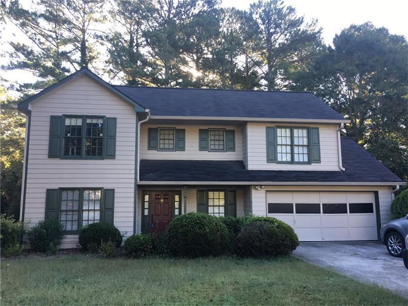 3886 Hadley Farm Drive, Marietta, GA 30066 (MLS #5758564) :: North Atlanta Home Team