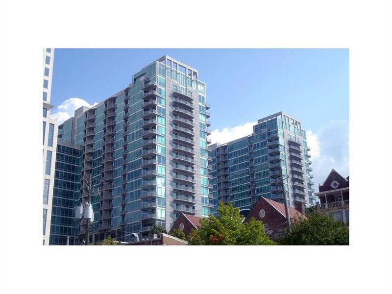 923 Peachtree Street NE #922, Atlanta, GA 30309 (MLS #5758635) :: North Atlanta Home Team