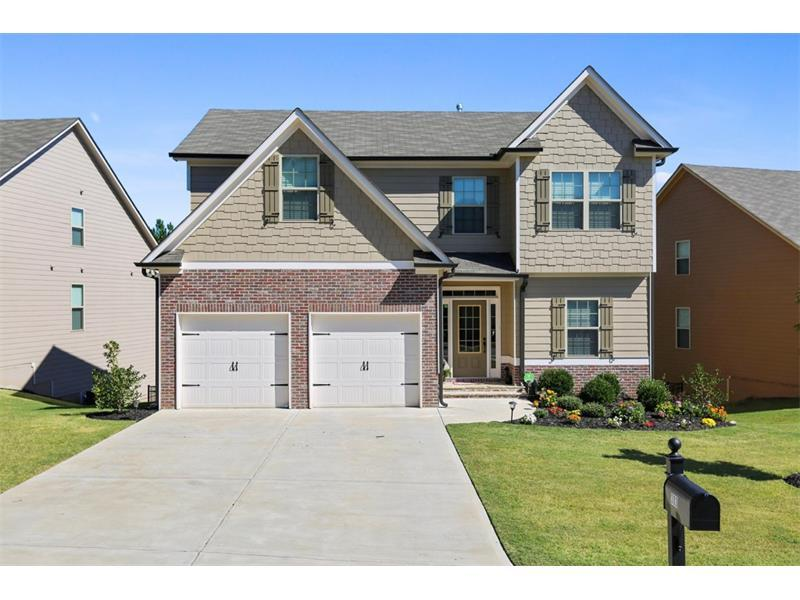 303 Garden Circle, Canton, GA 30114 (MLS #5758855) :: North Atlanta Home Team