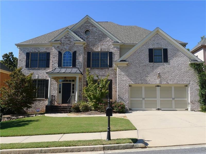 4512 Oak Brook Drive SE, Smyrna, GA 30082 (MLS #5758881) :: North Atlanta Home Team