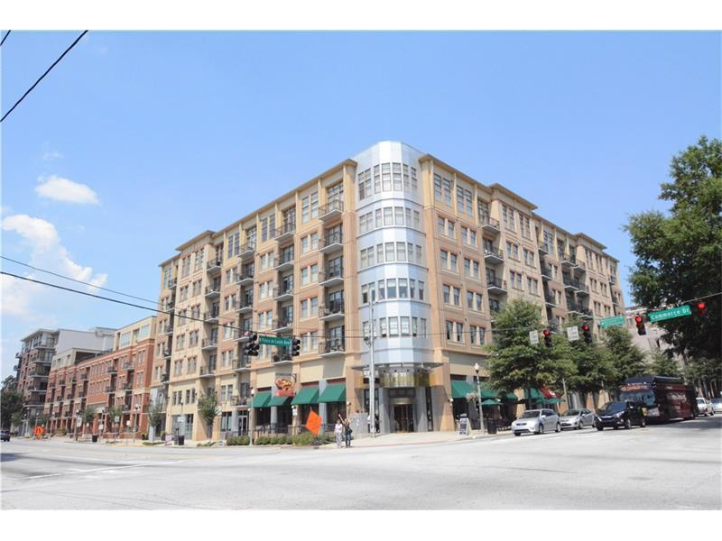 201 W Ponce De Leon Avenue #218, Decatur, GA 30030 (MLS #5758884) :: North Atlanta Home Team