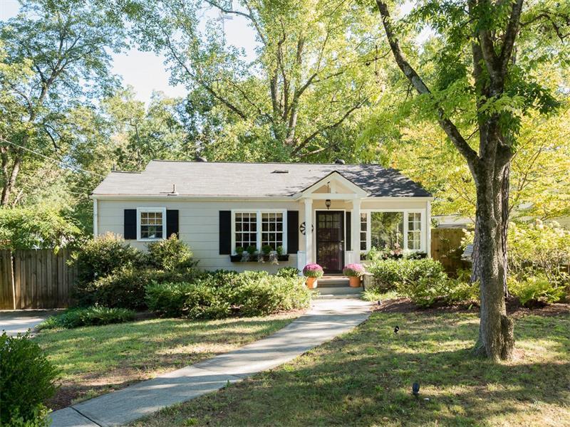 1387 Woodland Hills Drive NE, Atlanta, GA 30324 (MLS #5758903) :: North Atlanta Home Team