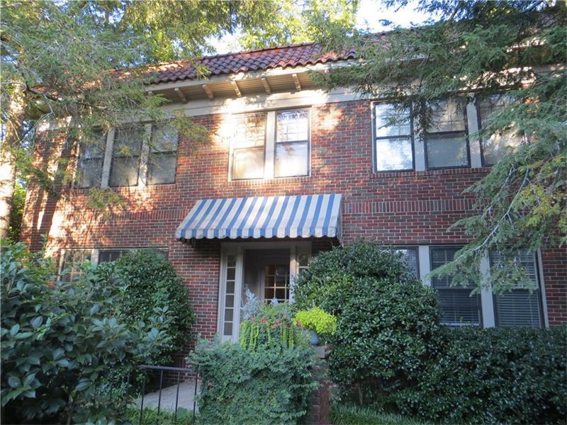 633 Moreland Avenue NE #1, Atlanta, GA 30307 (MLS #5758920) :: North Atlanta Home Team