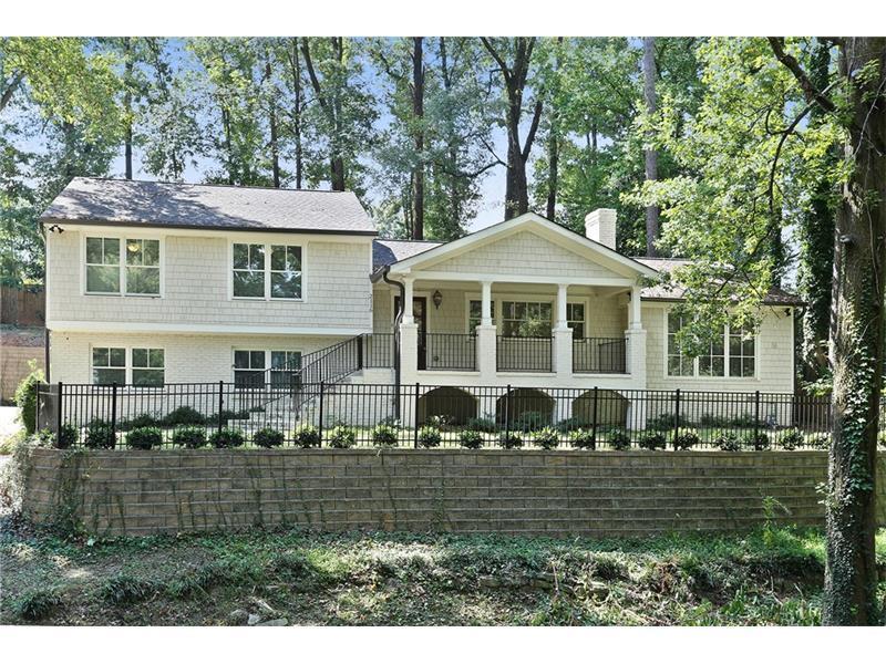 2116 Brookview Drive NW, Atlanta, GA 30318 (MLS #5758921) :: North Atlanta Home Team