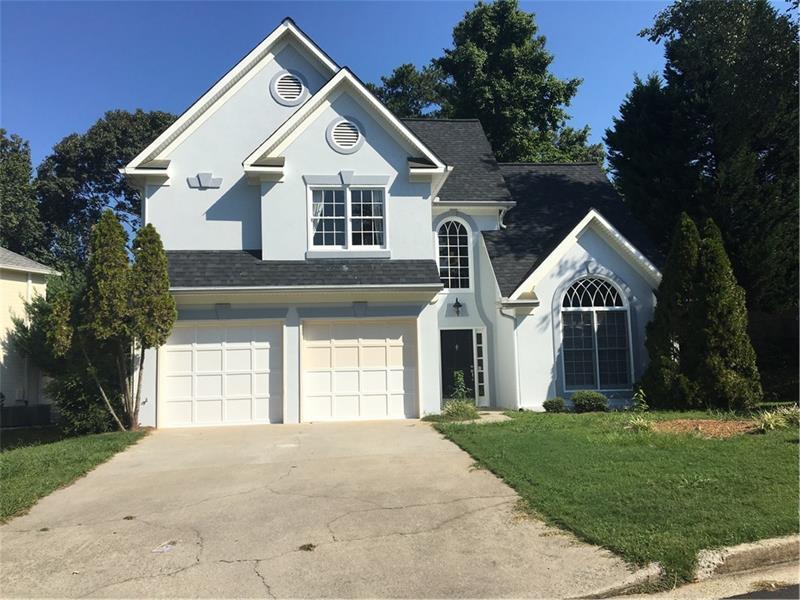 3670 River Trace Drive, Alpharetta, GA 30022 (MLS #5758923) :: North Atlanta Home Team