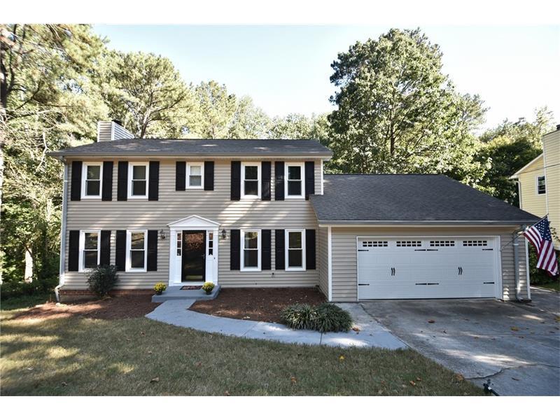 1079 Chartley Drive SW, Lilburn, GA 30047 (MLS #5758928) :: North Atlanta Home Team