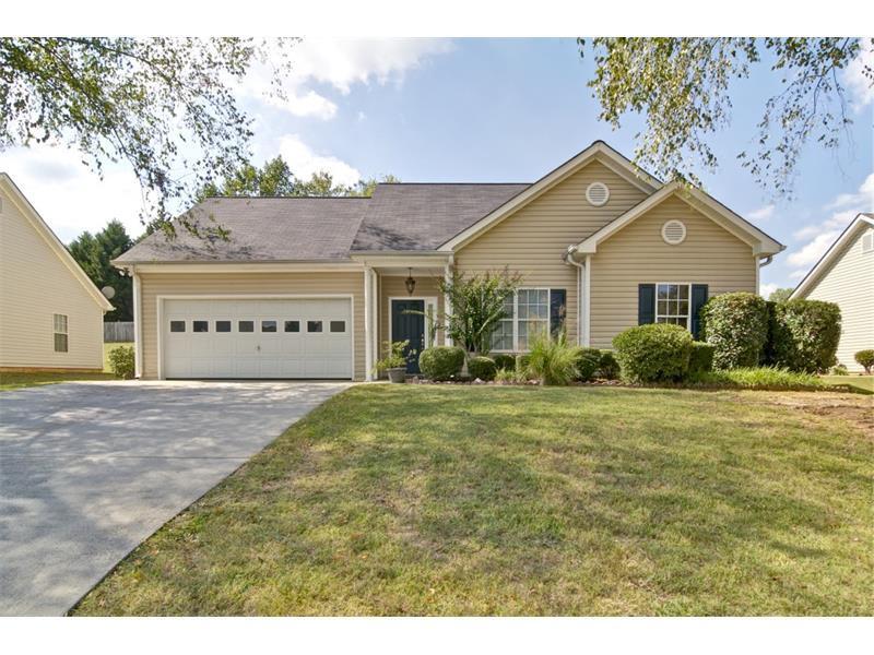 818 Hampton Way, Canton, GA 30115 (MLS #5758937) :: North Atlanta Home Team
