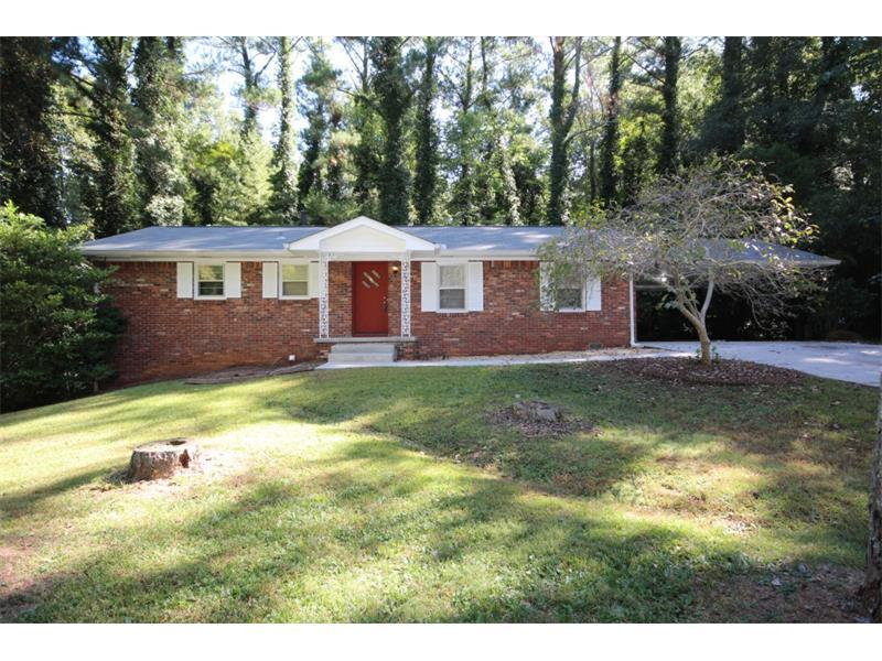 2465 Ridgeway Drive, Atlanta, GA 30360 (MLS #5759007) :: North Atlanta Home Team