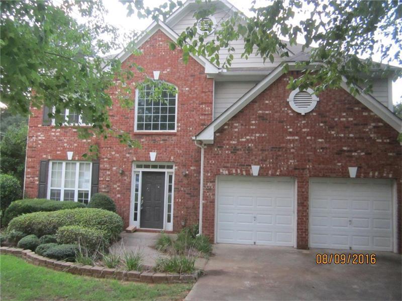 1620 Huntcrest Crossing SW, Mableton, GA 30126 (MLS #5759031) :: North Atlanta Home Team