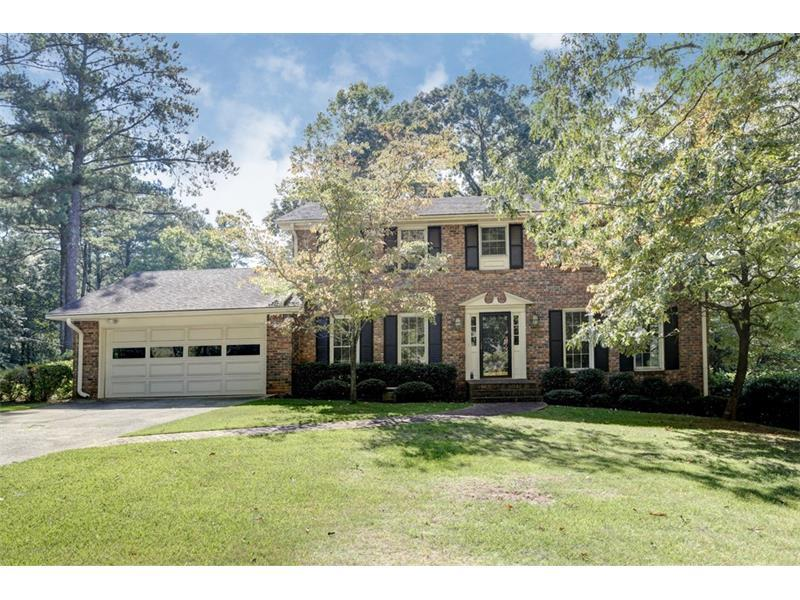 1331 Verdon Drive, Dunwoody, GA 30338 (MLS #5759044) :: North Atlanta Home Team