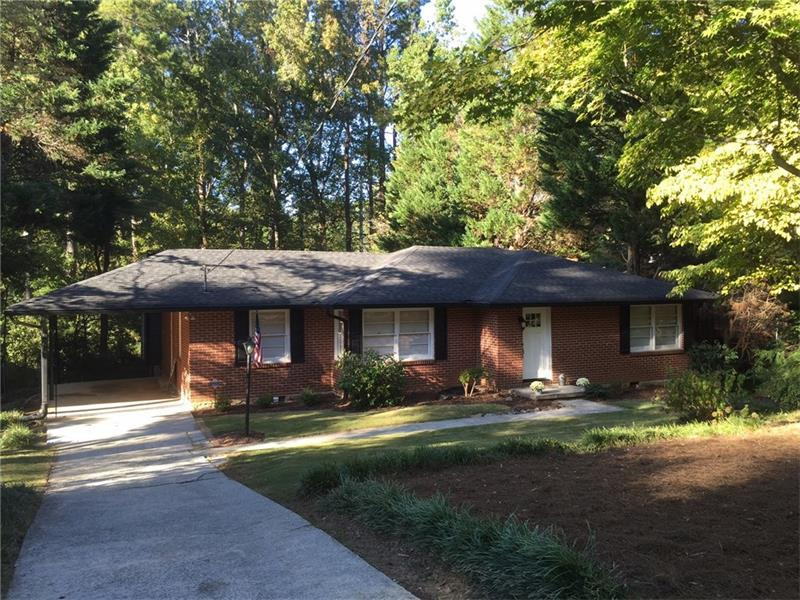 1978 Audubon Drive NE, Atlanta, GA 30329 (MLS #5759064) :: North Atlanta Home Team