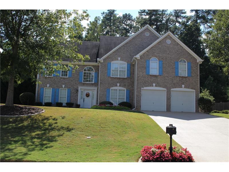 6769 Danforth Way, Stone Mountain, GA 30087 (MLS #5759082) :: North Atlanta Home Team