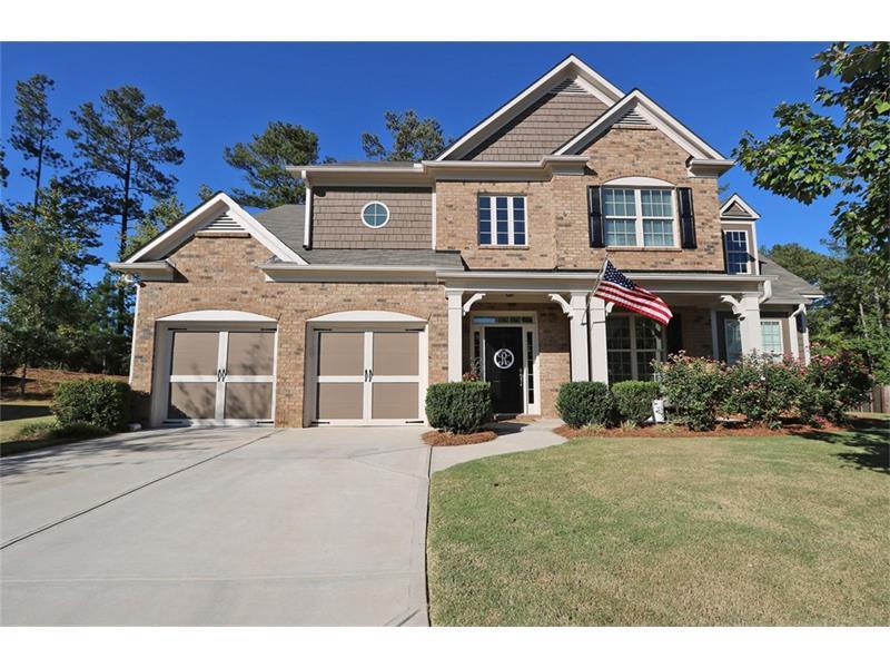 5540 Fords Crossing Court, Acworth, GA 30101 (MLS #5759090) :: North Atlanta Home Team