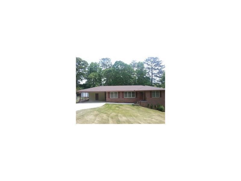 4643 Wesley Drive, Austell, GA 30106 (MLS #5759116) :: North Atlanta Home Team
