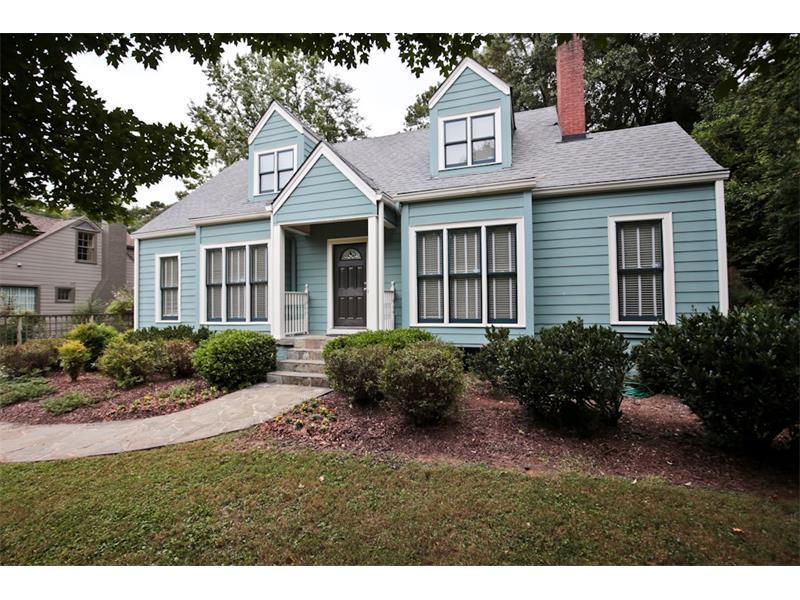252 Forkner Drive, Decatur, GA 30030 (MLS #5759123) :: North Atlanta Home Team