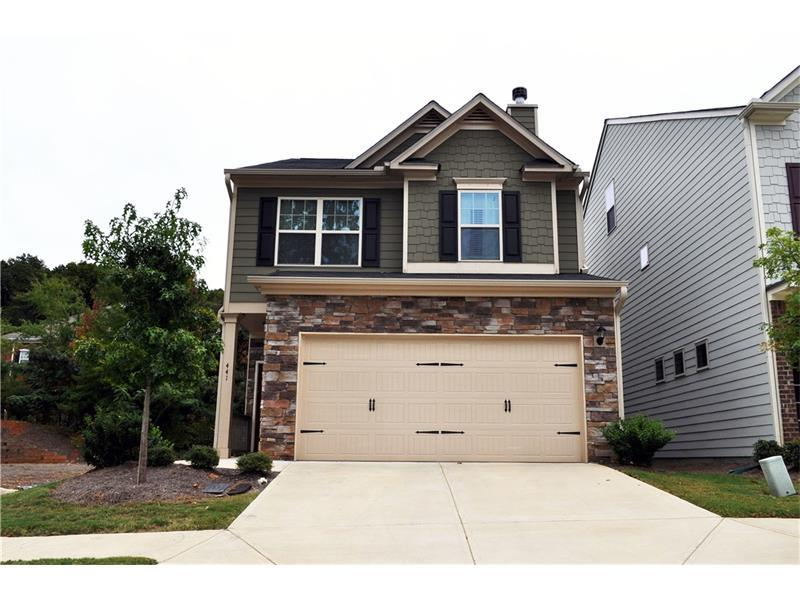 441 Village View, Woodstock, GA 30188 (MLS #5759148) :: North Atlanta Home Team