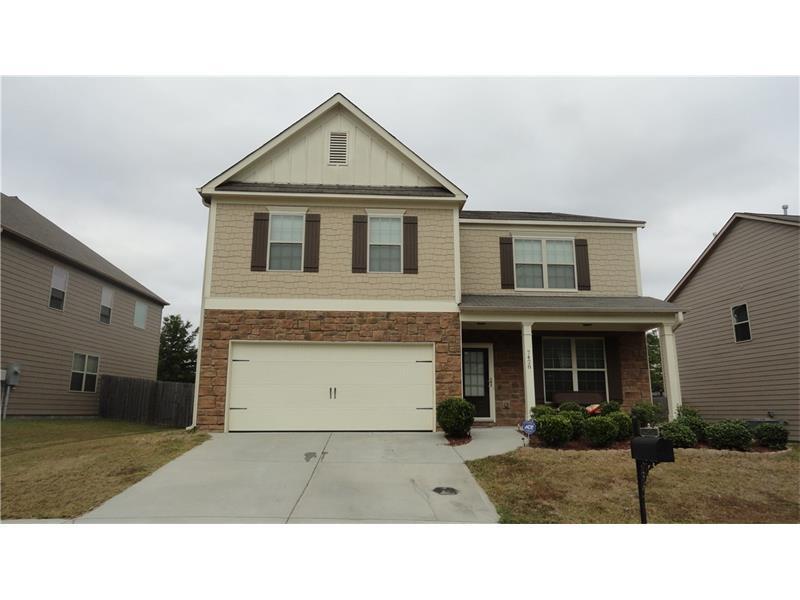 7428 Toccoa Circle, Union City, GA 30291 (MLS #5759167) :: North Atlanta Home Team