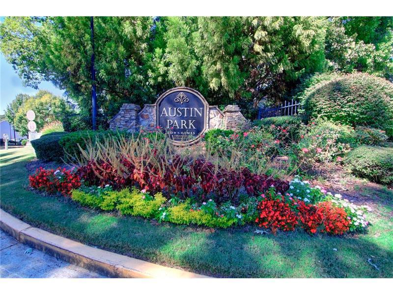 2031 Austin Park Circle #2031, Decatur, GA 30032 (MLS #5759181) :: North Atlanta Home Team
