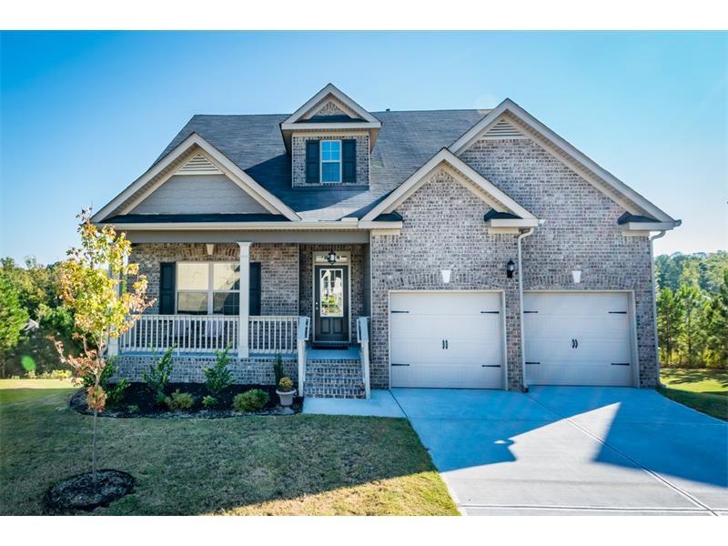 77 Fox Knoll Trail, Dallas, GA 30132 (MLS #5759230) :: North Atlanta Home Team