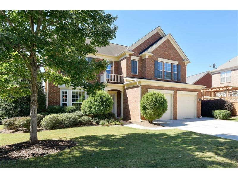 2368 Rosebrook Crossing SE, Atlanta, GA 30339 (MLS #5759232) :: North Atlanta Home Team