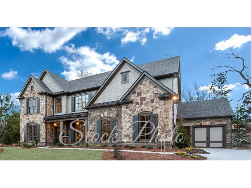 3175 Moss Glen Court, Buford, GA 30519 (MLS #5759254) :: North Atlanta Home Team