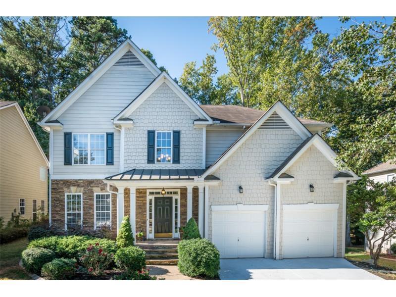 4361 Walforde Boulevard, Acworth, GA 30101 (MLS #5759269) :: North Atlanta Home Team
