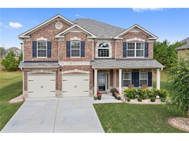 7651 Wrotham Circle, Atlanta, GA 30349 (MLS #5759359) :: North Atlanta Home Team