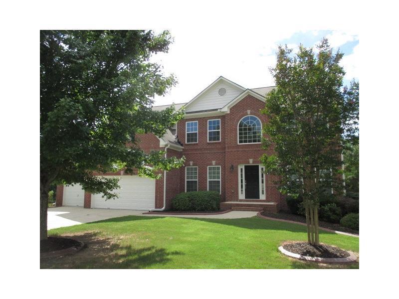 114 Crestmont Drive, Canton, GA 30114 (MLS #5759411) :: North Atlanta Home Team