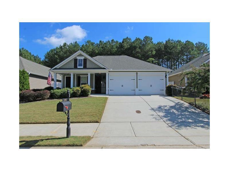 278 Shoal Creek Way, Dallas, GA 30132 (MLS #5759421) :: North Atlanta Home Team