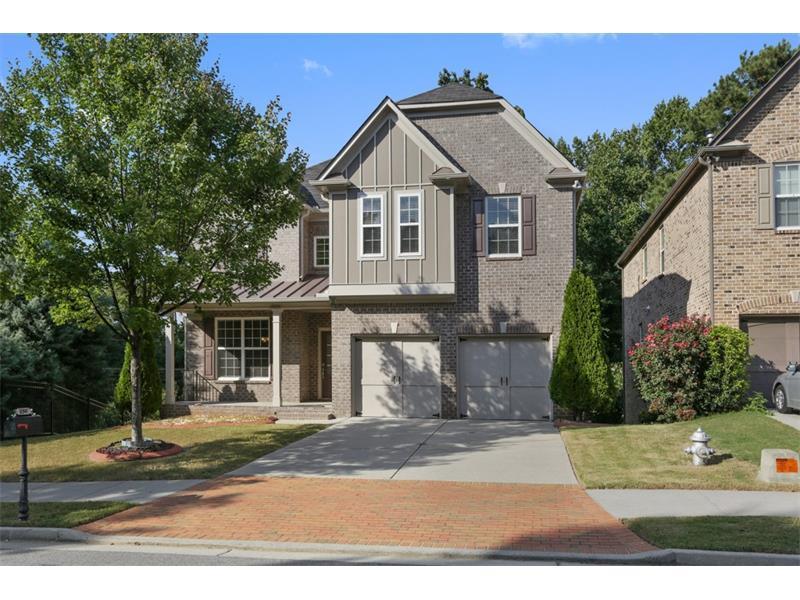 2621 Royston Drive, Duluth, GA 30097 (MLS #5759423) :: North Atlanta Home Team