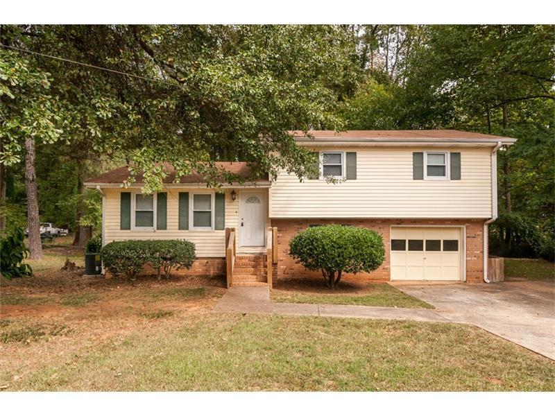 4195 Brookwood Drive, Austell, GA 30106 (MLS #5759437) :: North Atlanta Home Team