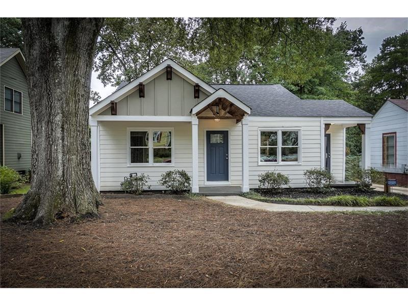 161 Daniel Avenue SE, Atlanta, GA 30317 (MLS #5759441) :: North Atlanta Home Team