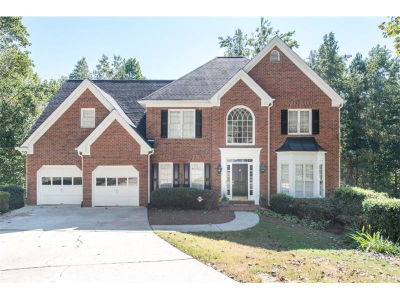 4895 Day Lily Way NW, Acworth, GA 30102 (MLS #5759482) :: North Atlanta Home Team