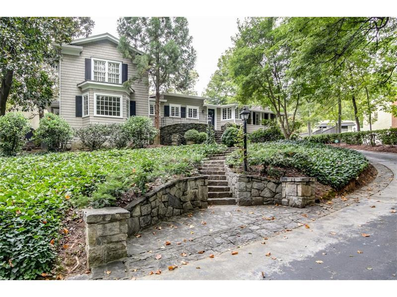 2528 Rivers Road NW, Atlanta, GA 30305 (MLS #5759524) :: North Atlanta Home Team