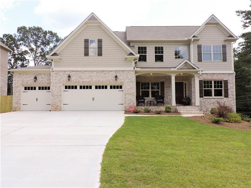 2844 Octavia Circle, Marietta, GA 30062 (MLS #5759545) :: North Atlanta Home Team