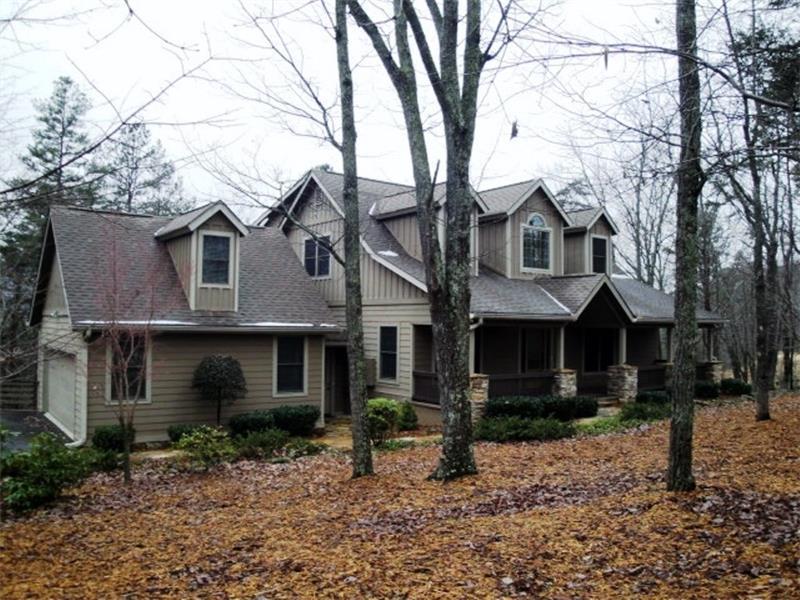 930 Summit Drive, Big Canoe, GA 30143 (MLS #5759609) :: North Atlanta Home Team