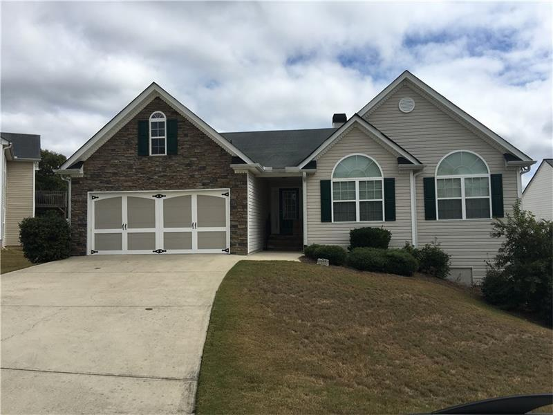 225 Overlook Drive, Dallas, GA 30157 (MLS #5759612) :: North Atlanta Home Team
