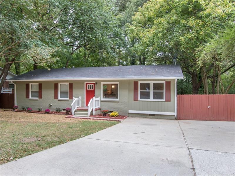 2235 Westover Drive, East Point, GA 30344 (MLS #5759628) :: North Atlanta Home Team
